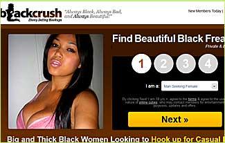 Blackcrush.com site