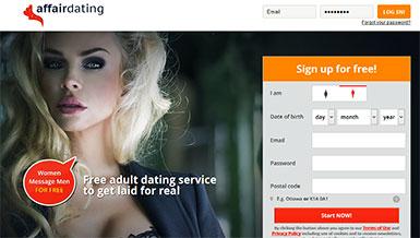 Affairdating.com site