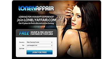 Lonelyaffair.com- site