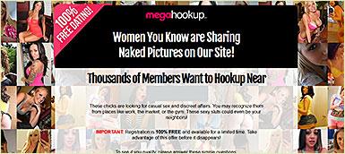 Megahookup.com site