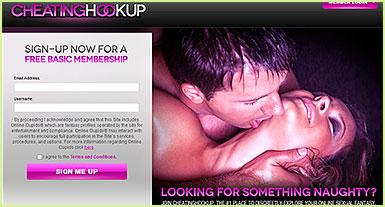 cheating hookup.com