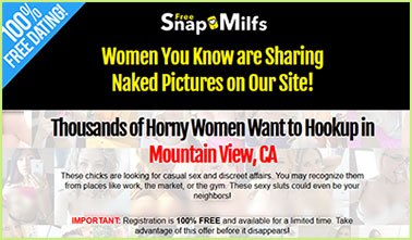 Milfs free snap Meet MILFs