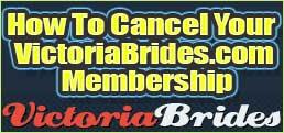 Victoriabrides.com cancel membership